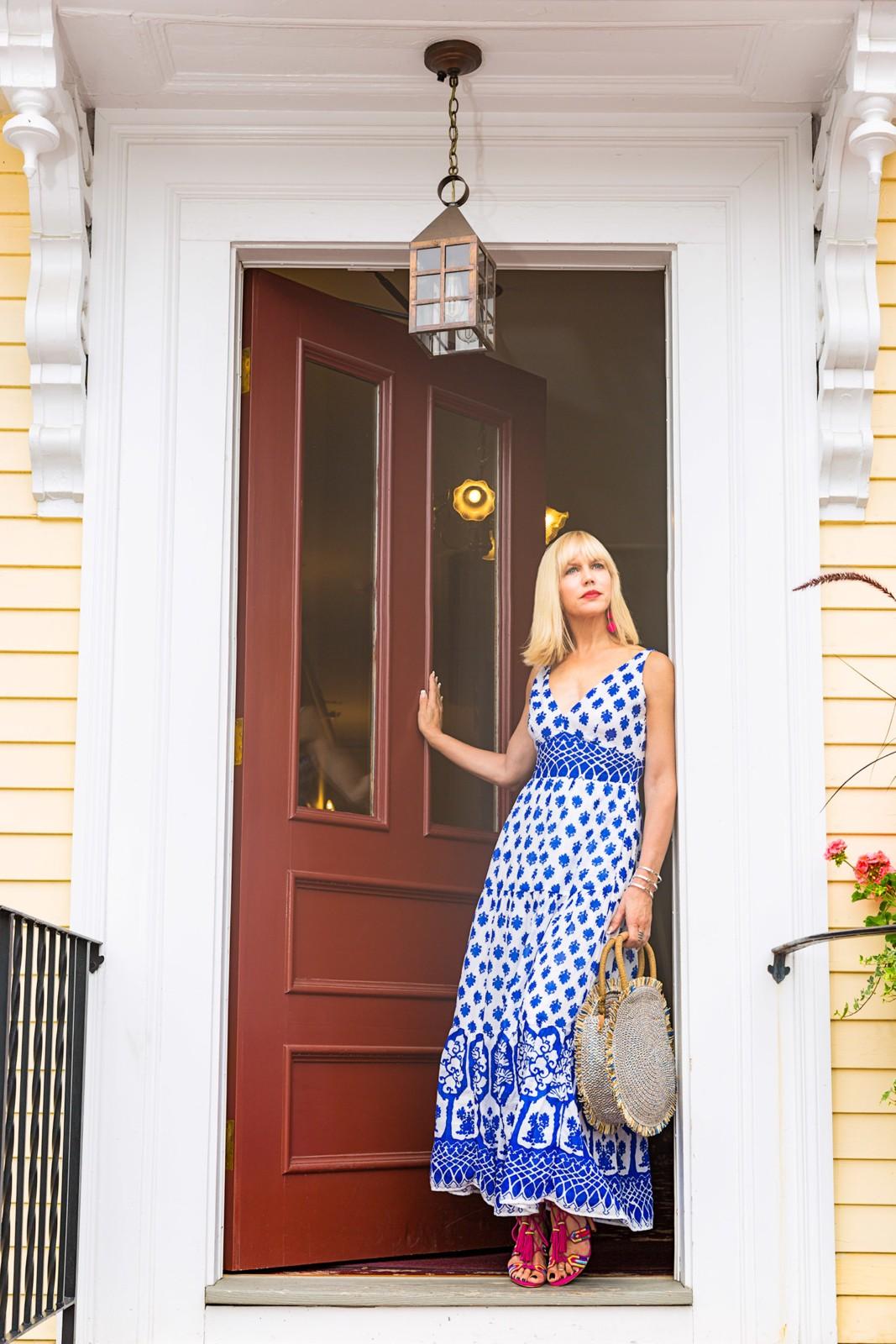 CatherineGraceO Essex Street Inn Front Door
